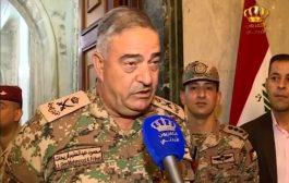 تقرير خاص عن زيارة رئيس هيئة الاركان المشتركة الى العراق