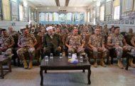 قيادة المنطقة العسكرية الشرقية تحتفل بذكرى الهجرة النبوية الشريفة