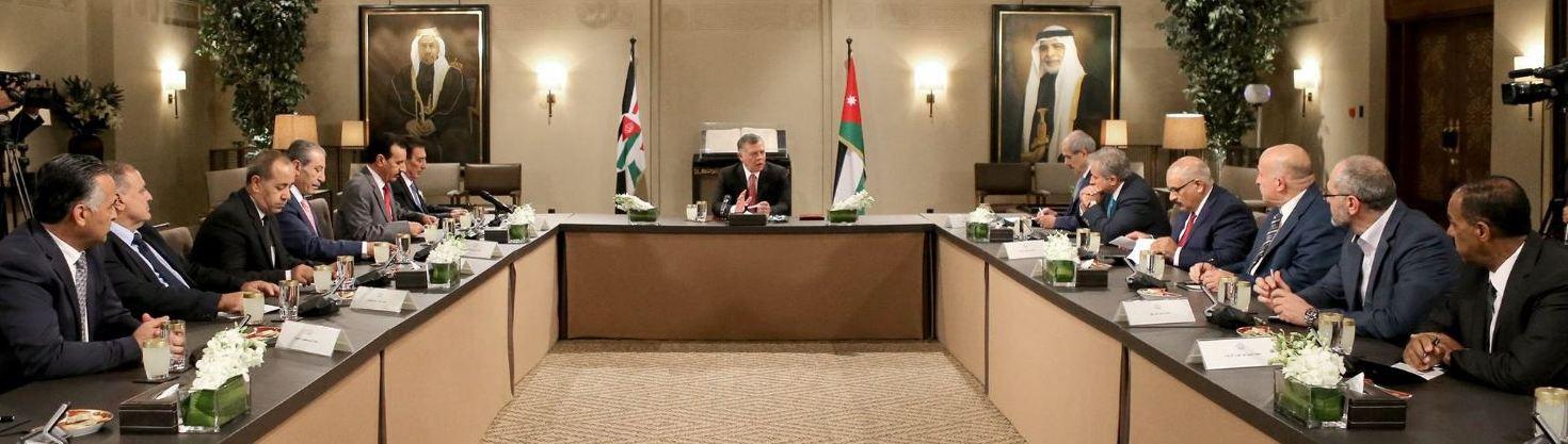 جلالة الملك يؤكد ضرورة توجيه الدعم لحماية الطبقة الوسطى وفئات الدخل المحدود من الأردنيين