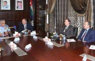 مدير الامن العام يلتقي لجنة الحريات وحقوق المواطنين في الأعيان