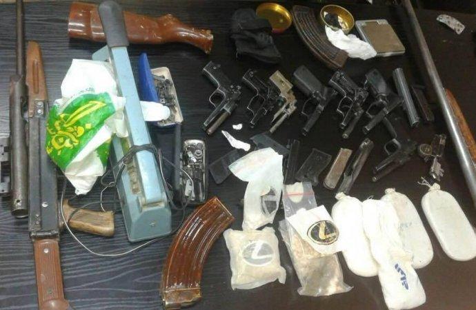 القبض على 21 متورطا بقضايا مخدرات