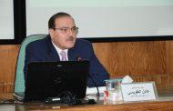 وزير التعليم العالي والبحث العلمي يحاضر في كلية الدفاع الوطني الملكية الأردنية