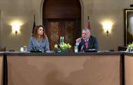 الملك يترأس بحضور الملكة رانيا اجتماعا لمتابعة تنفيذ الاستراتيجية الوطنية لتنمية الموارد البشرية