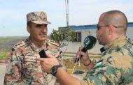العقيد الشناتوة: قوات حرس الحدود تمتلك اجهزة الكترونية متطورة عملت على ضبط الحدود