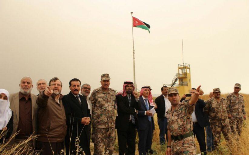 وفد من كتلة الاصلاح النيابية يزور واجهة المنطقة العسكرية الشمالية